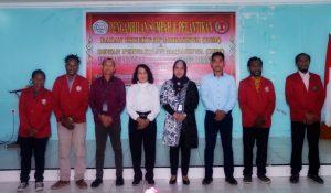 Pelantikan BEM dan DPM STIH Umel Mandiri Periode 2019-2020