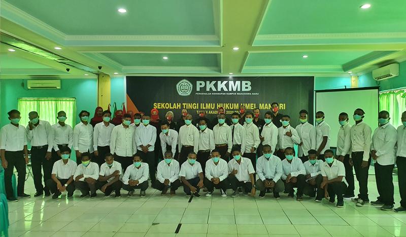 PKKMB 2020, STIH Umel Mandiri Kenalkan Kehidupan Kampus kepada Mahasiswa Baru